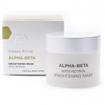 ALPHA-BETA with RETINOL Brightening Mask